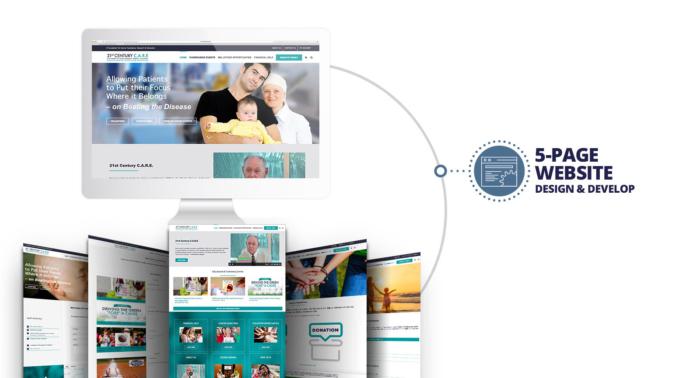Quenzel Marketing Agency | Website Design Services