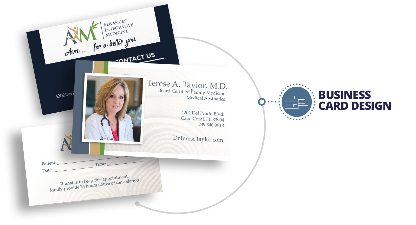 Marketing Agency   Business Card Design