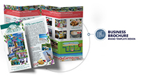 Marketing Agency | Business Brochure Design
