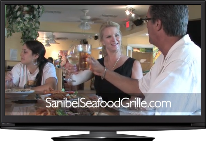 Quenzel Advertising Agency - Seafood Grille