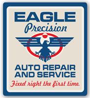 Automotive Marketing Agency | Eagle Logo