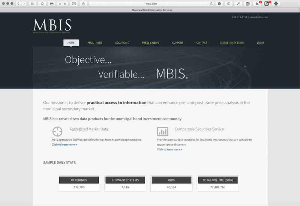 B2B Website Design Agency - MBIS