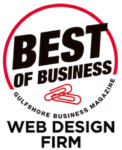 Best Website Design Firm Award