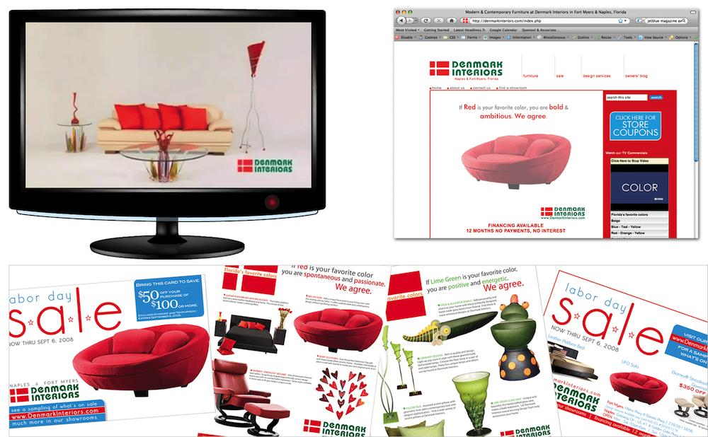 Retail Branding Agency | Furniture Store