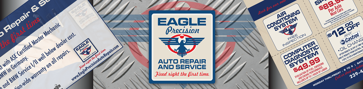 Automotive Branding Agency | Eagle