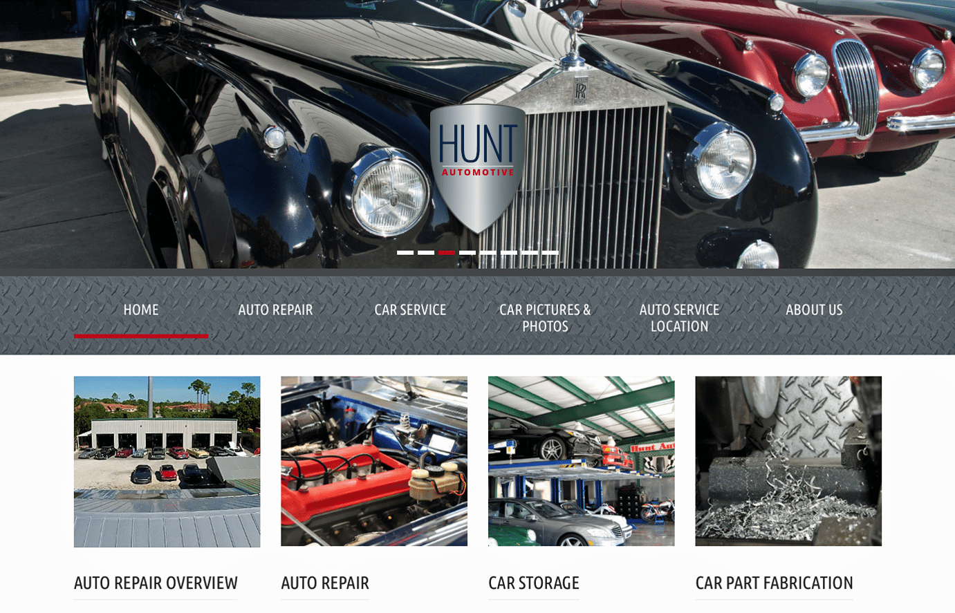Automotive Branding Agency | Hunt