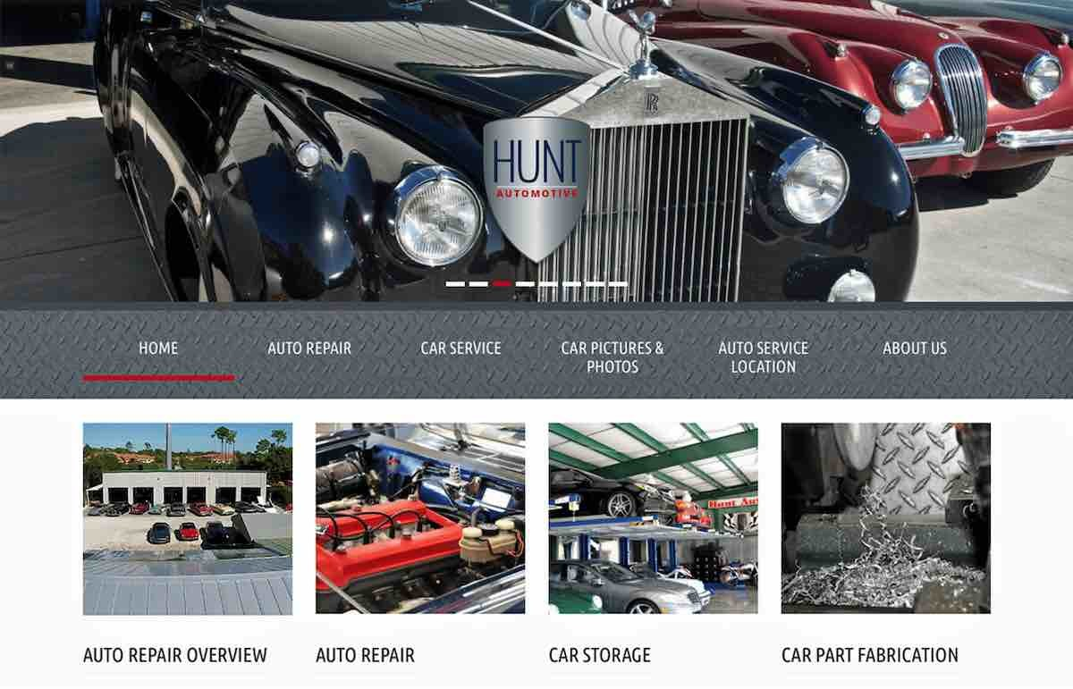 Automotive Marketing Agency Creative for