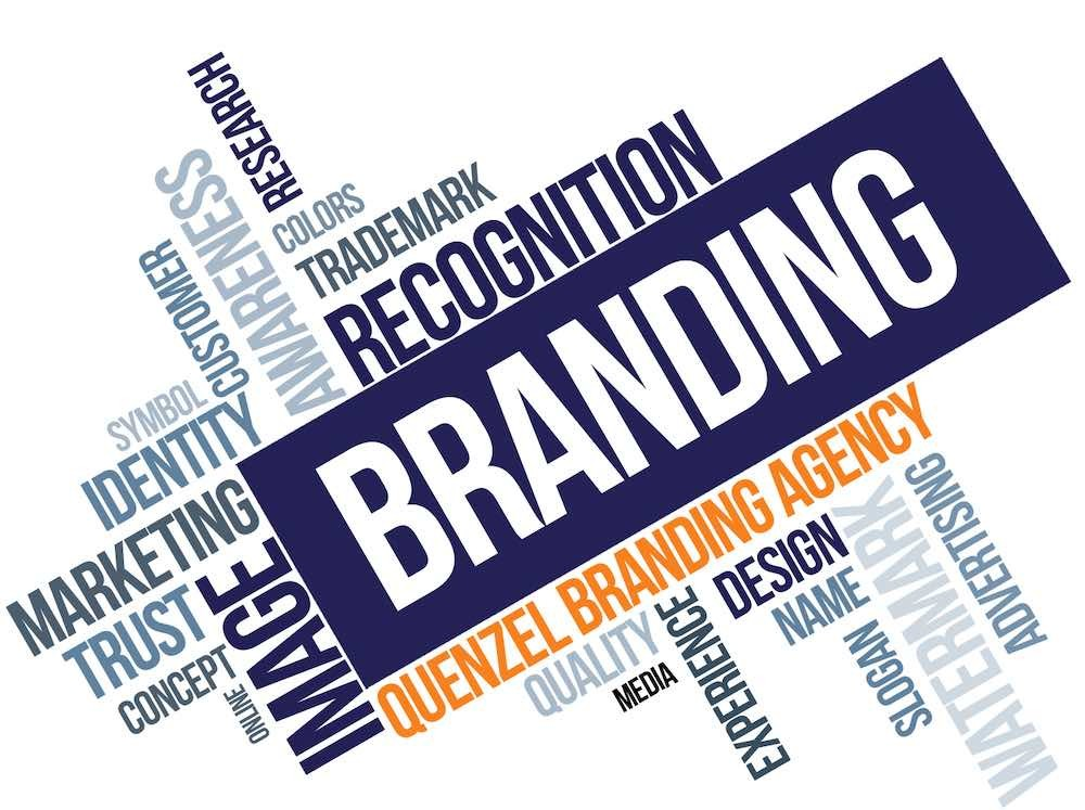 Quenzel Branding Agency Services