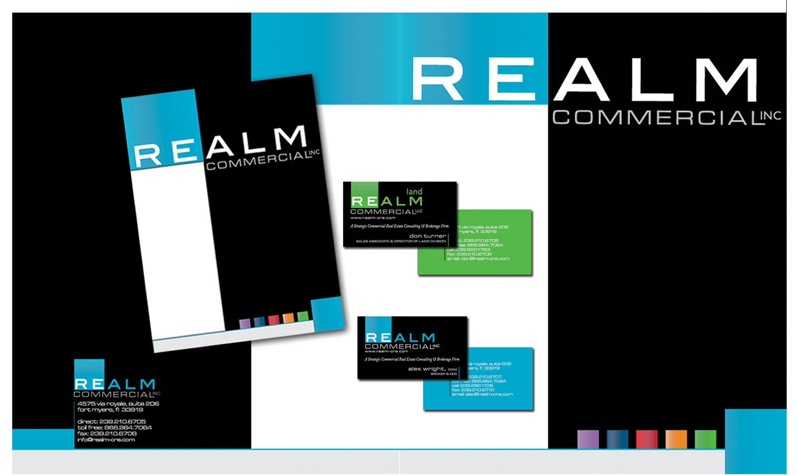 Business Marketing Agency - B2B Integrated Business Marketing Communications for Realm Commercial