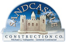 Construction Marketing Agency Logo | Sandcastle Construction