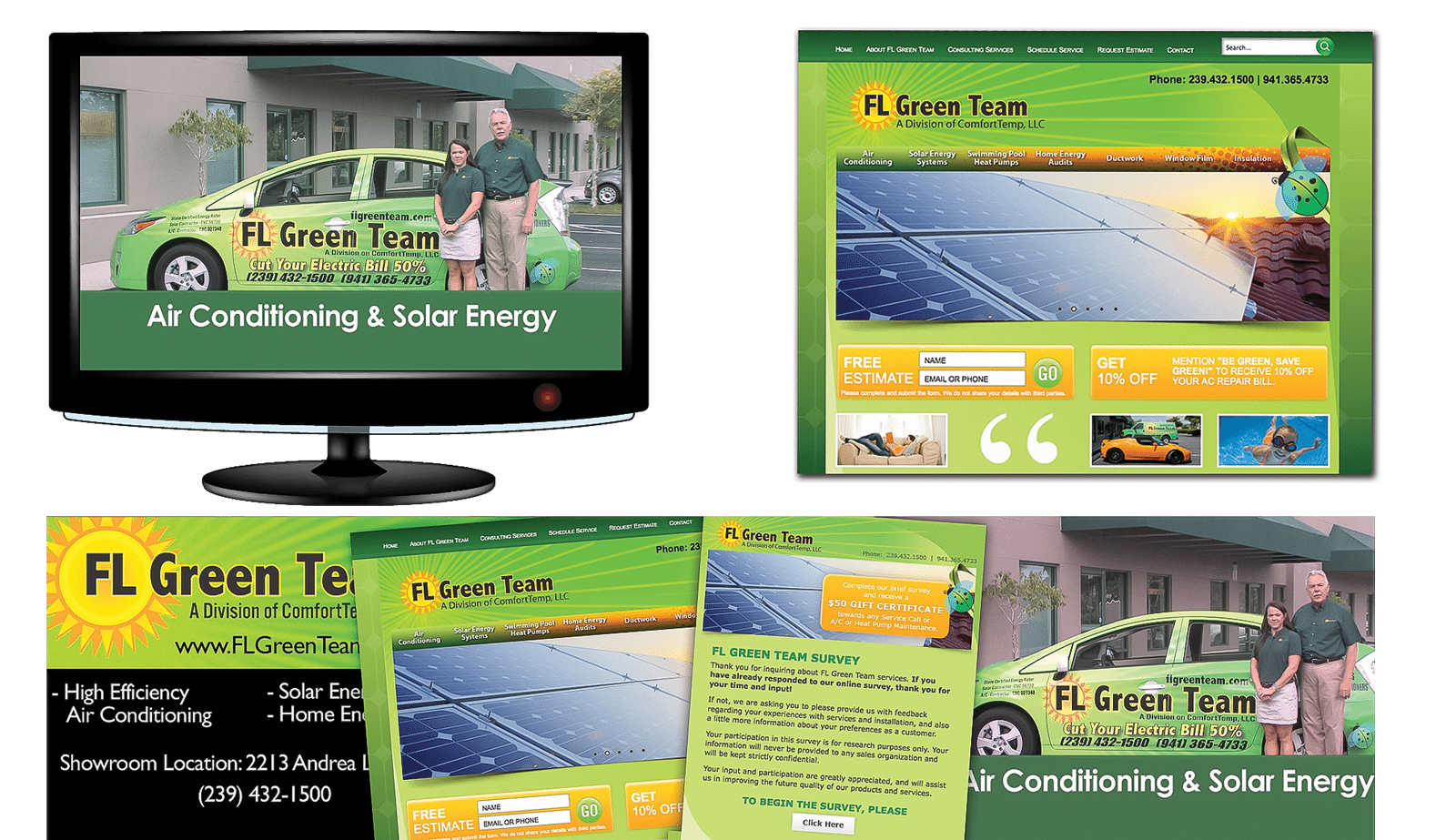 Contractor Marketing Agency - Contractor Marketing Communications for FL Green