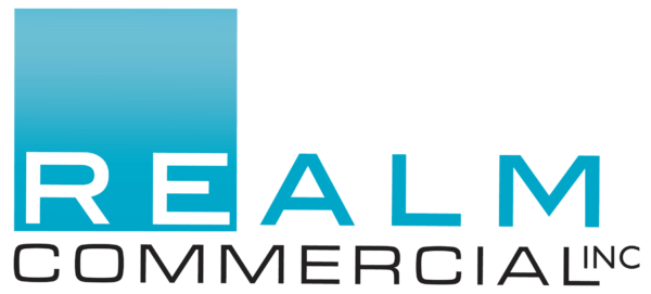 image custom business logo design real estate industry Real Commercial Real Estate