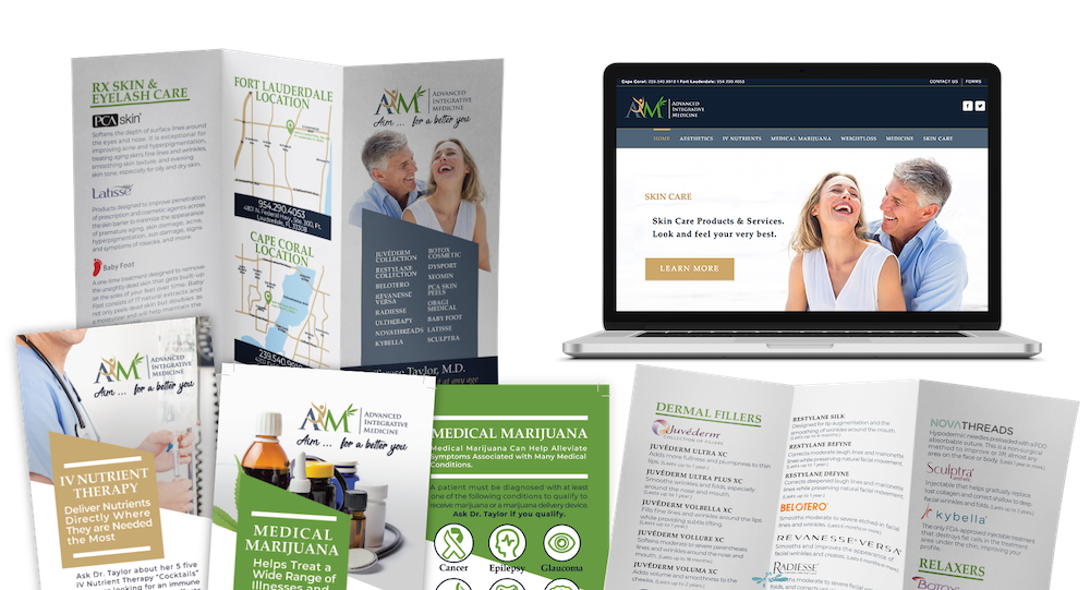Quenzel Branding Agency Fort Myers, Florida - Healthcare Brand Creative | Dr. Terese Taylor