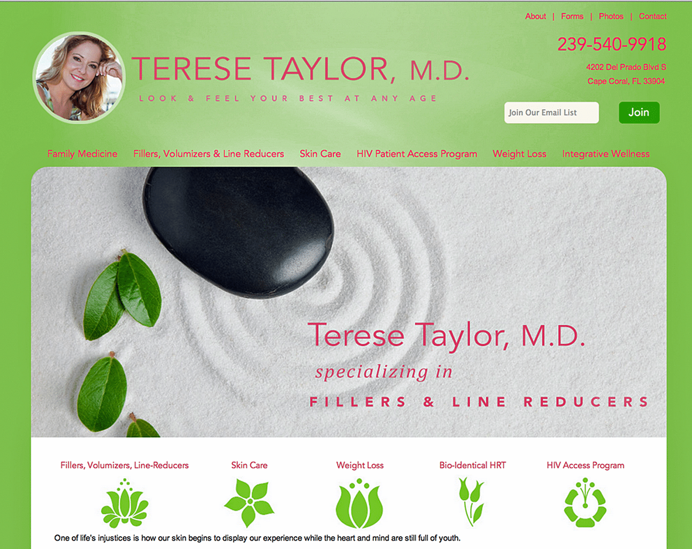 Healthcare Website Design Agency Creative | Taylor
