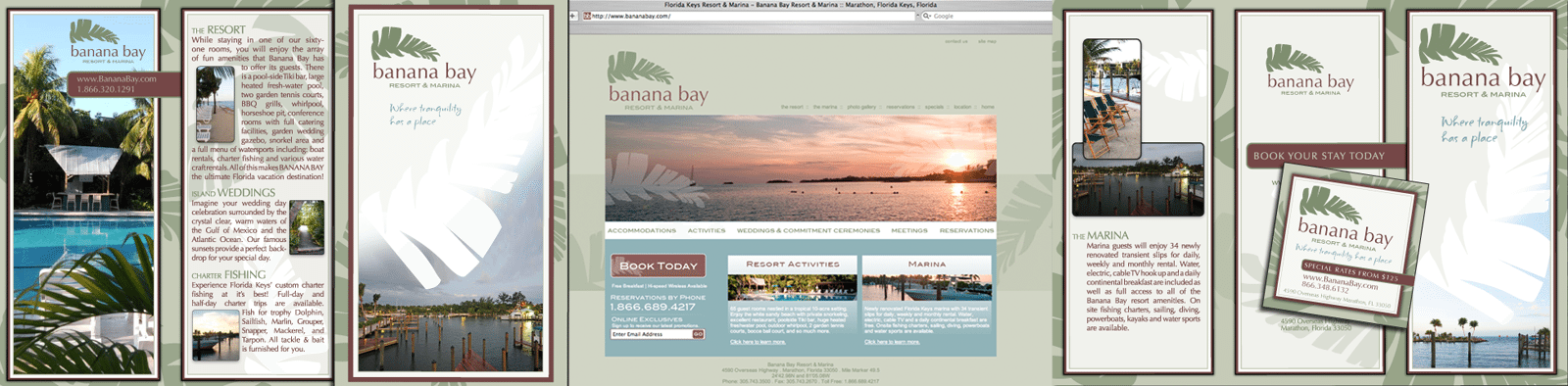 Hotel Branding Agency Creative | Banana Bay Resort