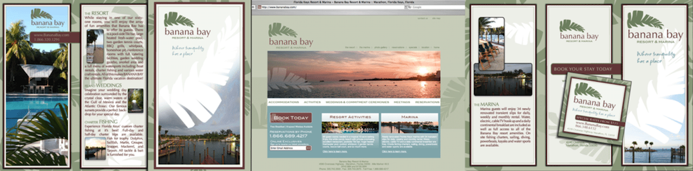 Hotel Marketing Agency Creative | Banana Bay Resort