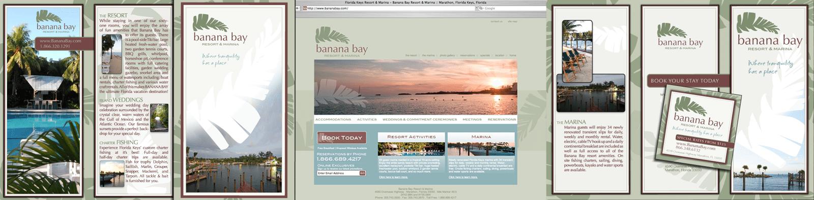 Hotel Marketing Agency - Hotel Marketing Campaign Creative for Banana Bay