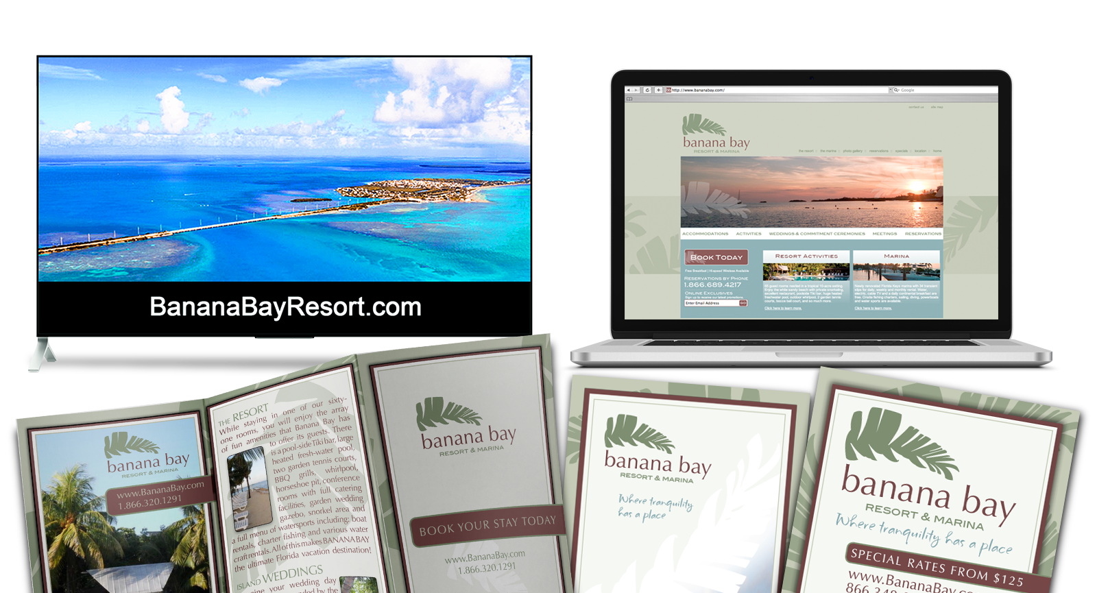 Hotel Marketing Agency | Banana Bay Resort & Marina