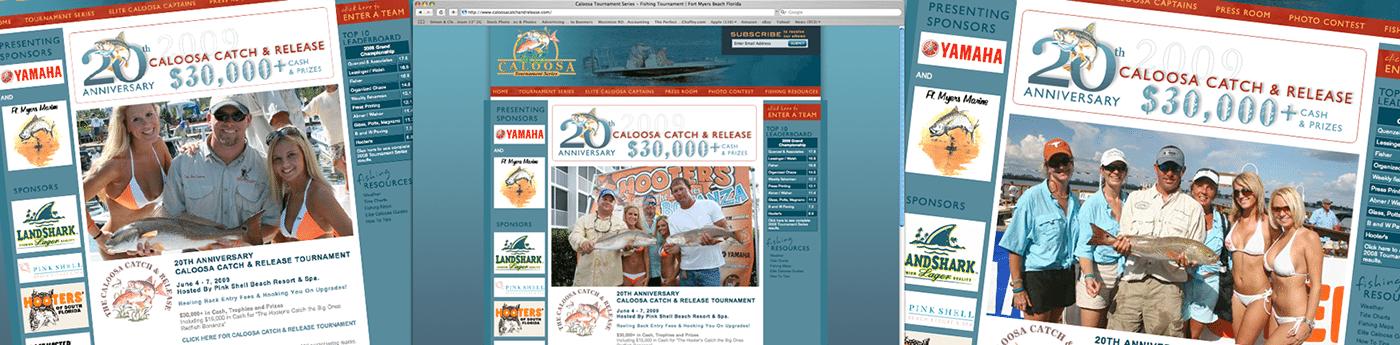 Marine Branding Agency Creative | Fishing