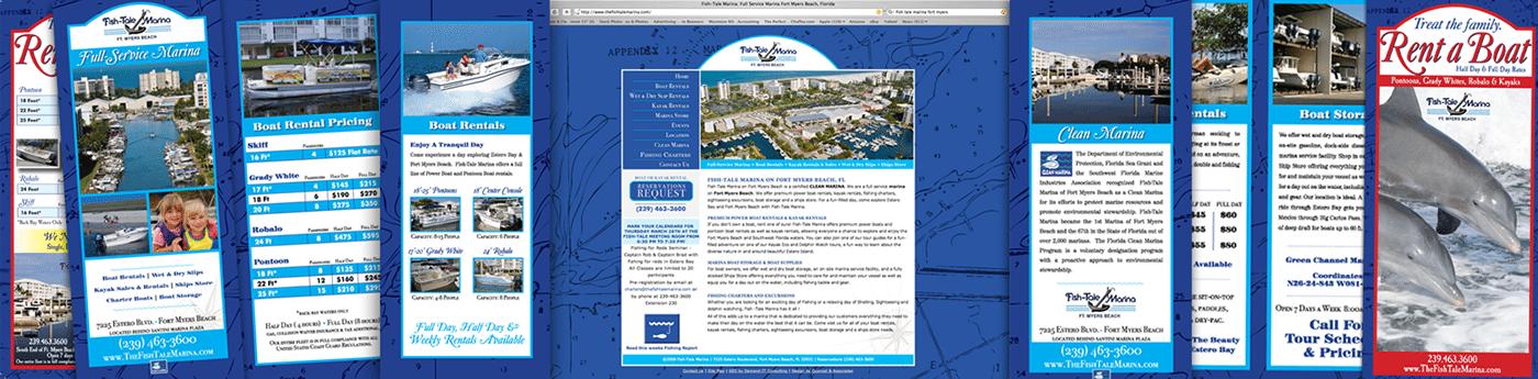 Marine Branding Agency Creative | Marina