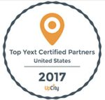 Top YEXT Certified Partners Badge