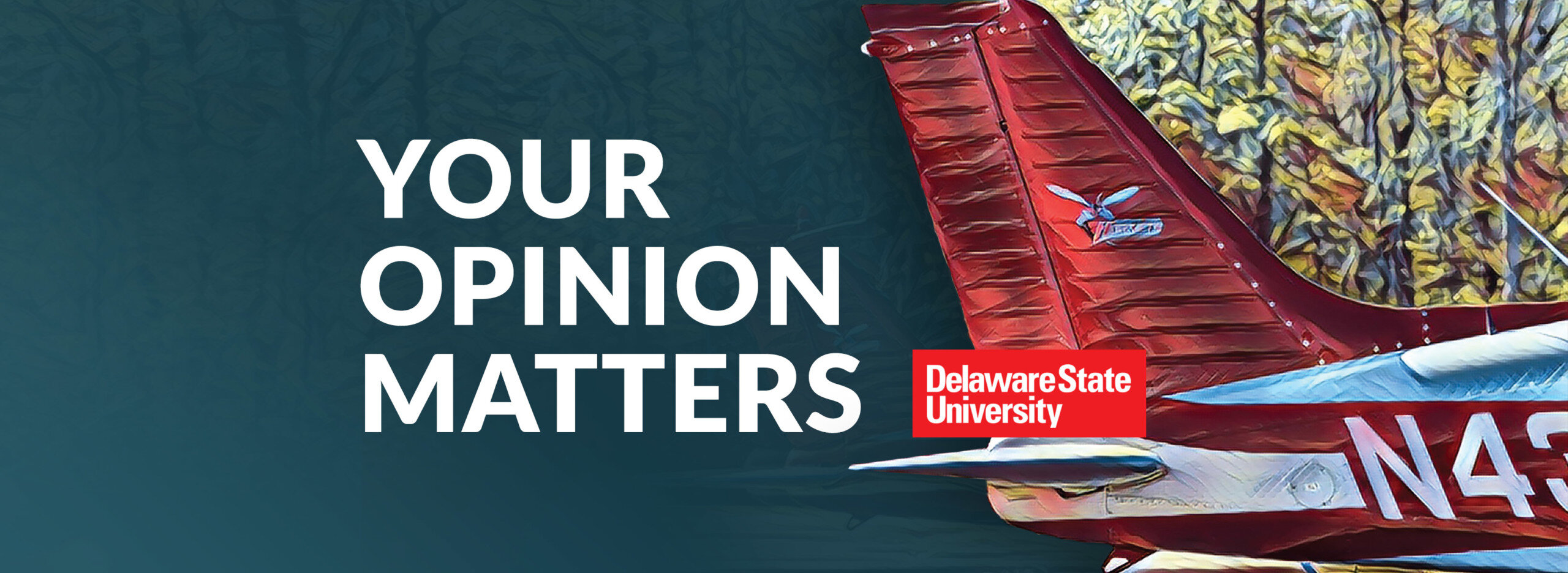 Delaware State University - Alumni Survey Thank You
