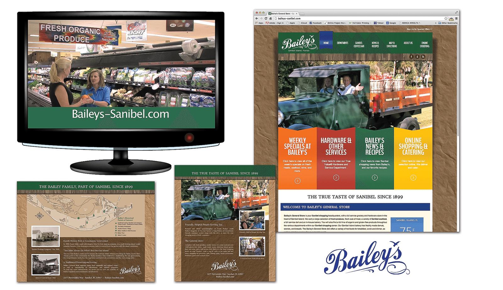 Retail Marketing Agency Creative | Bailey
