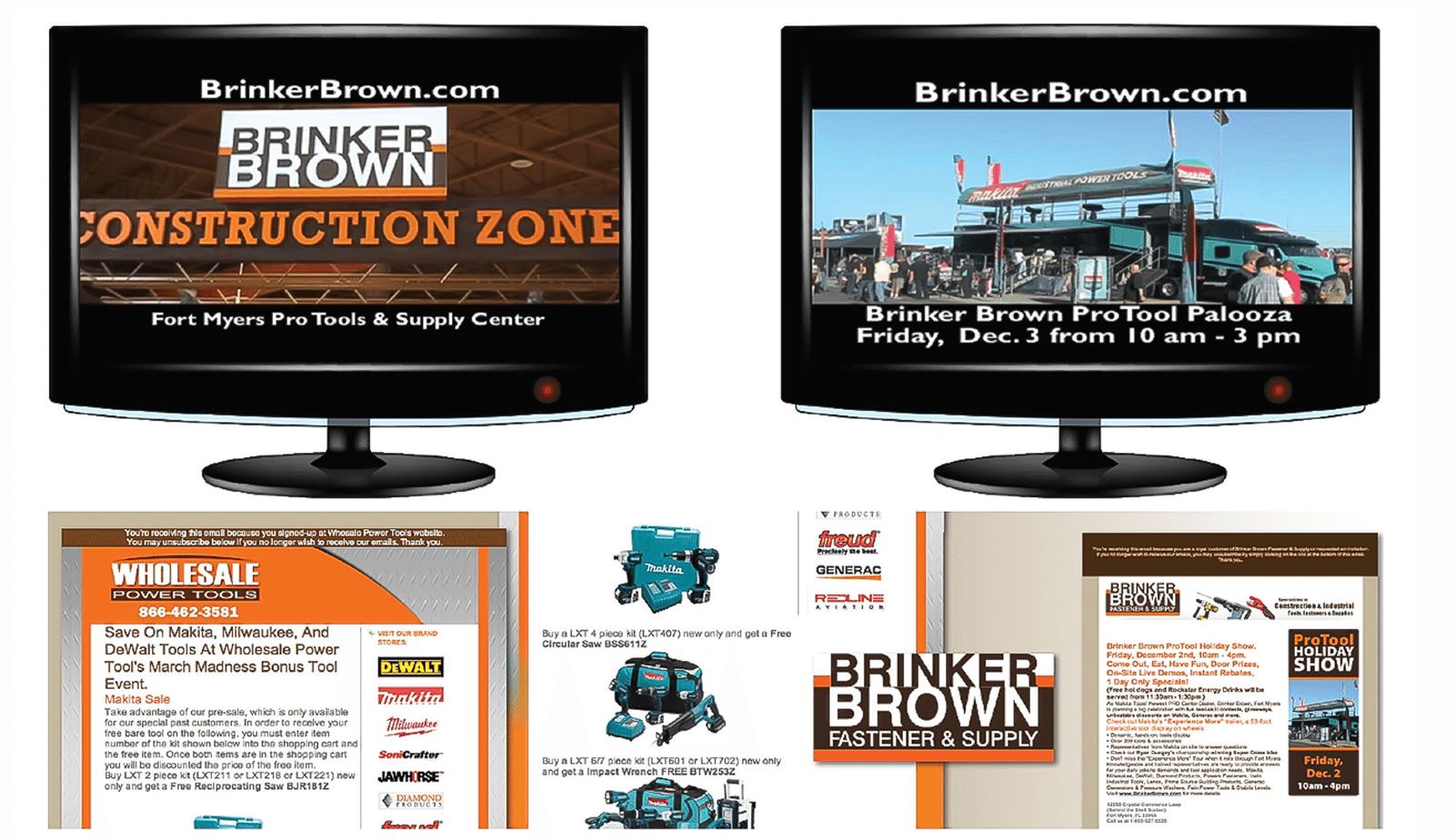 Retail Marketing Agency Creative | Brinker