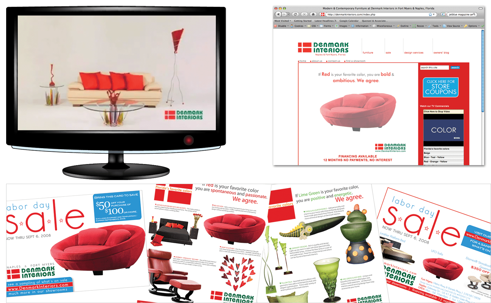 Retail Marketing Agency Creative | Denmark