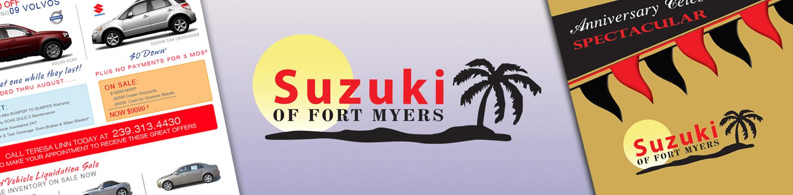 Retail Marketing Agency | Retail Marketing Creative: Suzuki