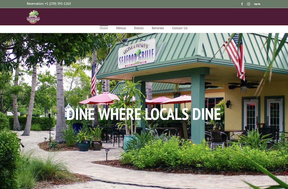 Website Design Agency | Restaurants