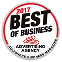 2017 Best Advertising Agency Award