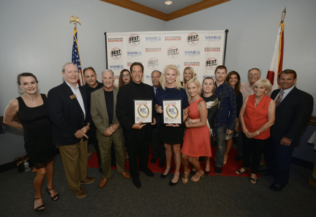 Quenzel Marketing Agency Celebrates Two Best of Business Awards
